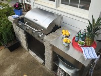 How To Create a DIY Outdoor Kitchen - Emily A. Clark