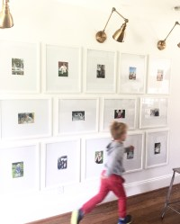A Family Gallery Wall in Our Kitchen - Emily A. Clark
