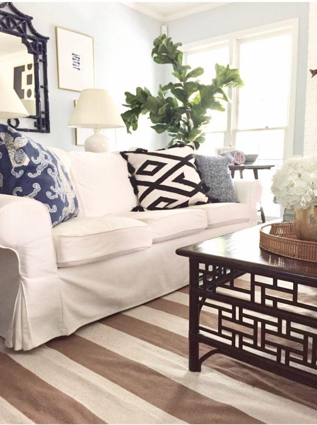 ikea usa living room my looks empty ektorp sofa sale coming this wednesday - emily a. clark