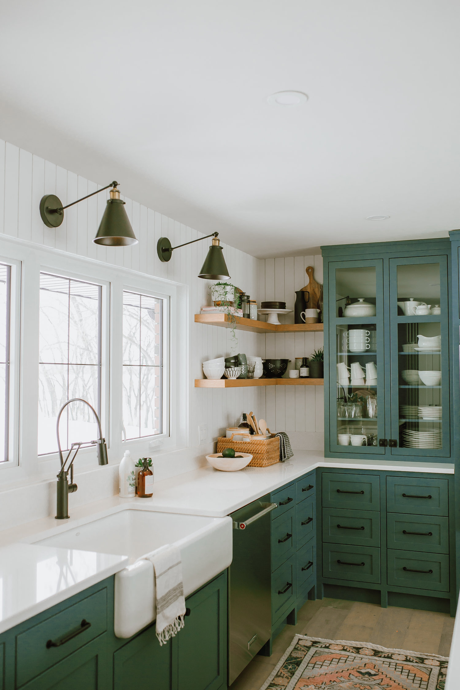 5 Shades Of Green For Your Kitchen Cabinets Emily A Clark
