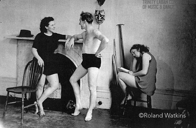 Laban Movementysis In Dance Movement Therapy