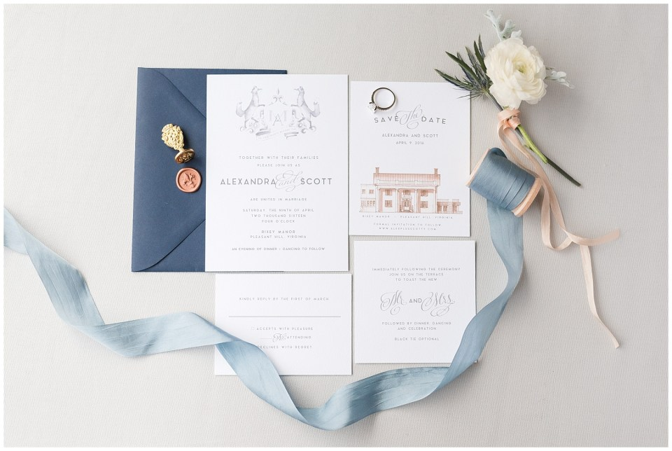 navy-french-blue-wedding-invitation-suite-photo