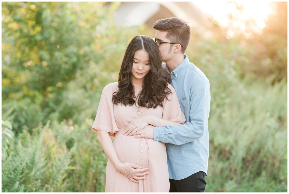 Jones Point Park Maternity Photos