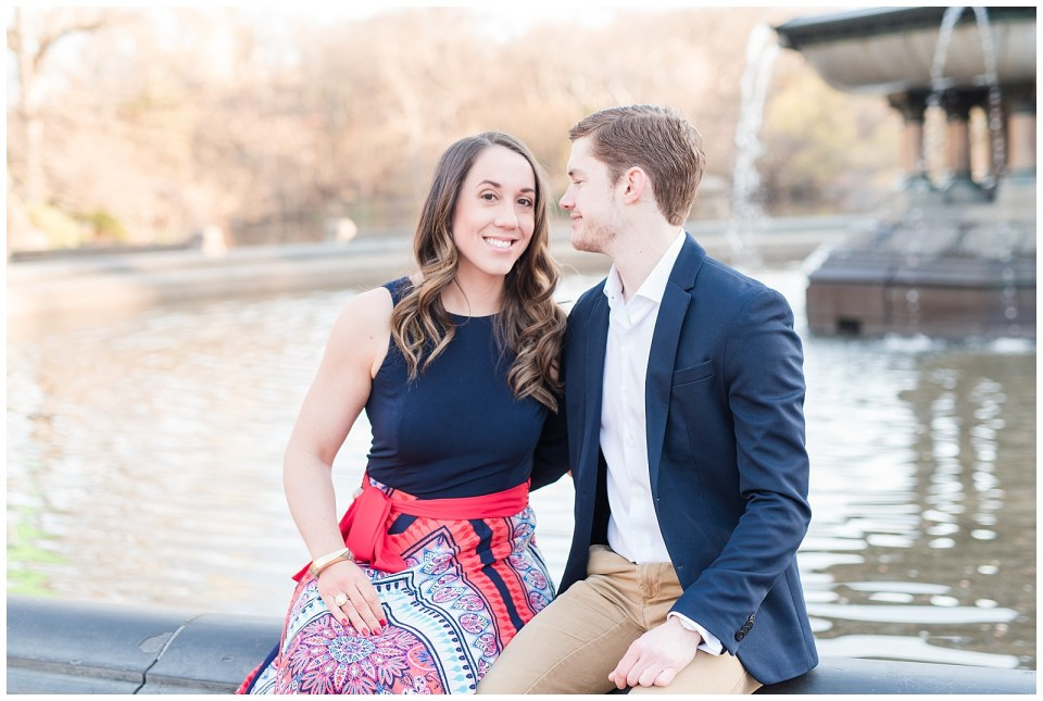 central-park-bethesda-fountain-engagement-photo