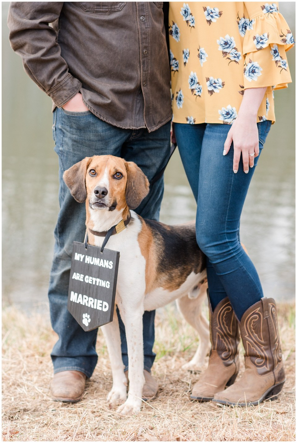 my-humans-are-getting-married-dog-sign