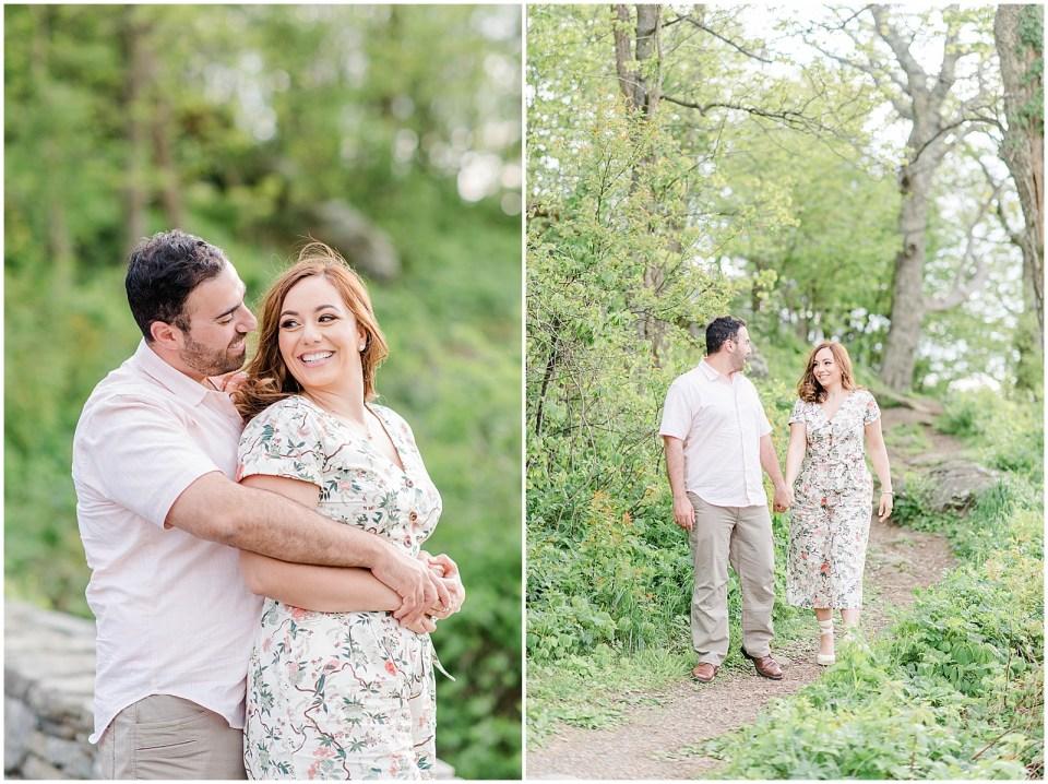shenandoah-national-park-floral-jumpsuit-engagement-photo