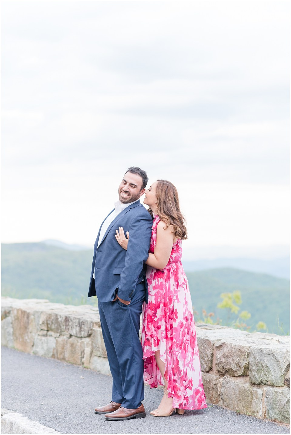 thorofare-mountain-overlook-engagement-photo