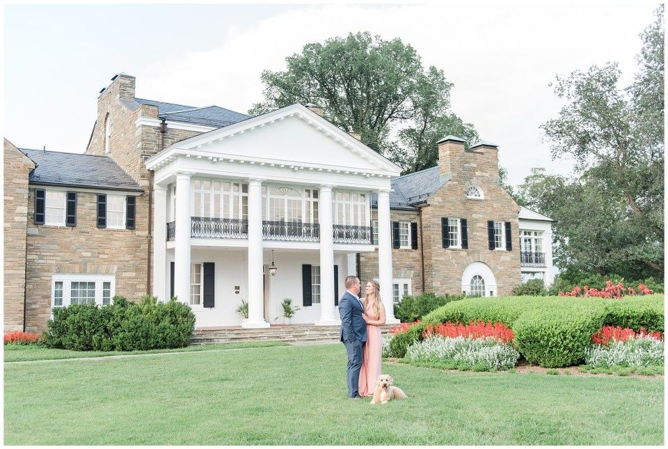 glenville-mansion-maryland-engagement-photos