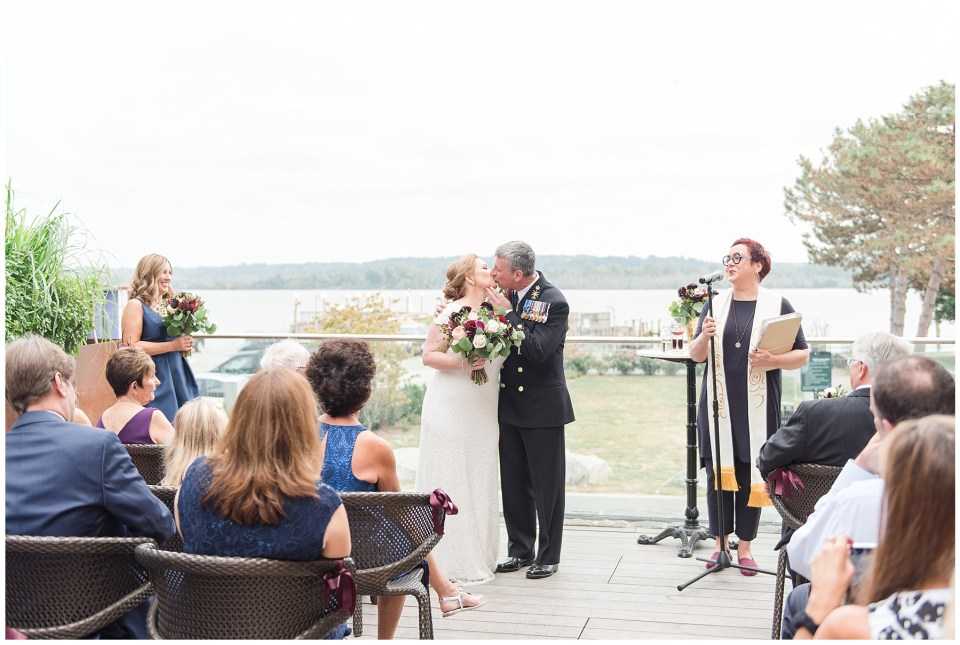 old town alexandria elopement location waterfront photo