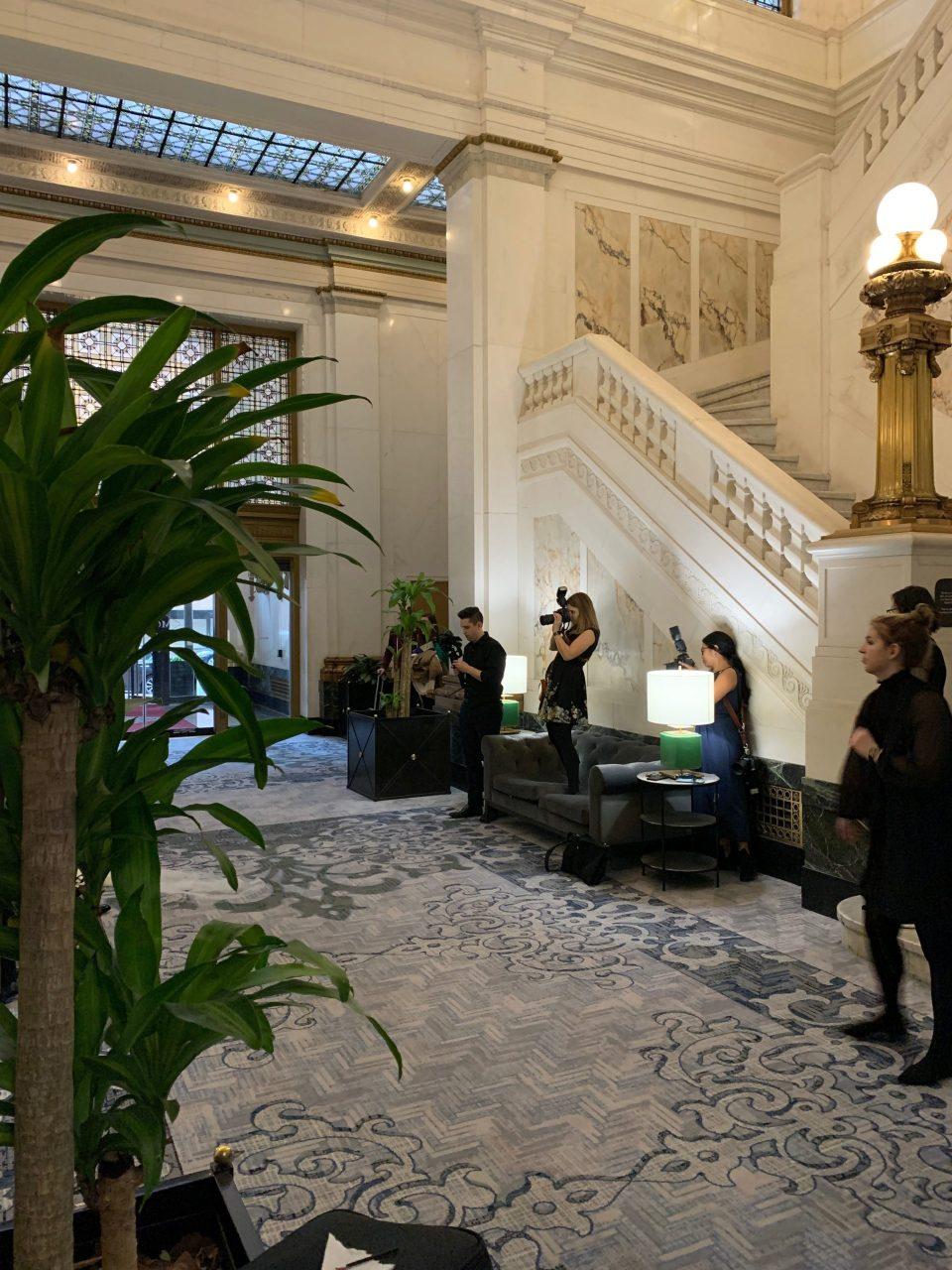Hotel Monaco Baltimore wedding photographer