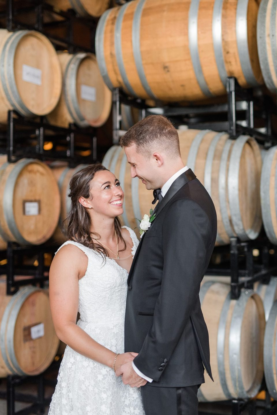 district winery wedding photos