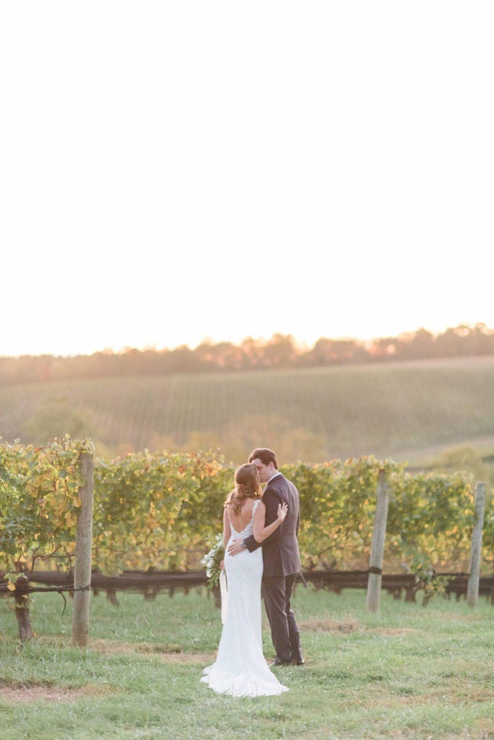 stone tower winery micro wedding photos