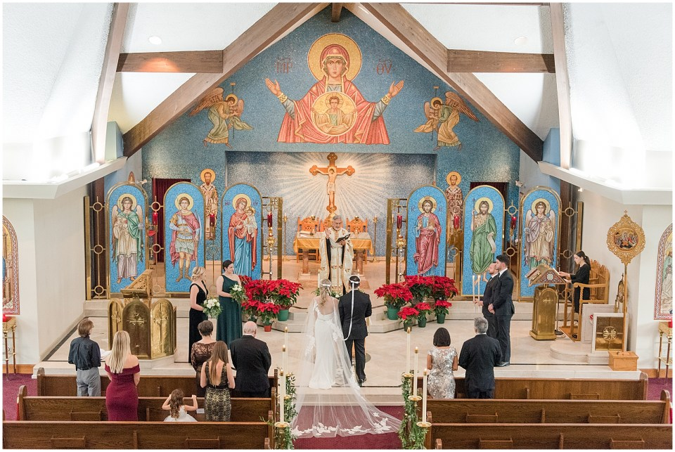 st georges church maryland wedding photo