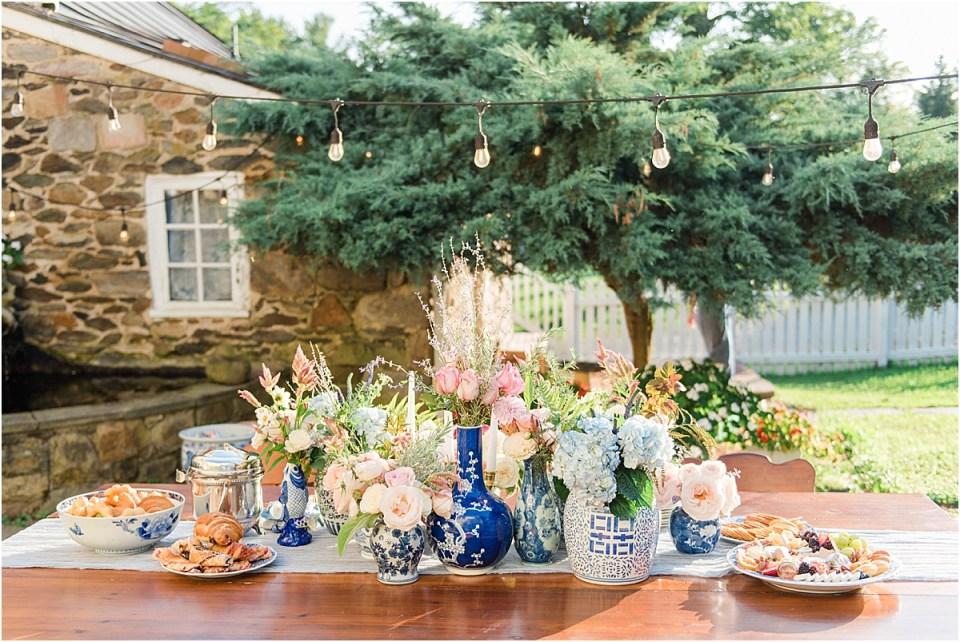 ballenger farm wedding photo
