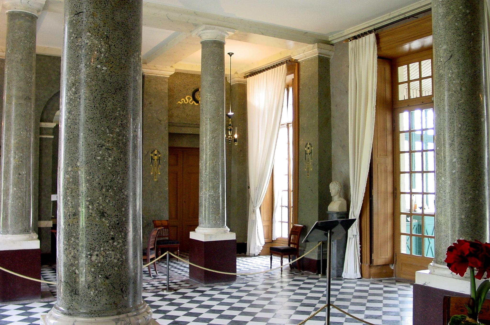 Josephine Chateau de Malmaison