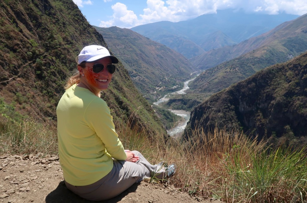 emily andy inca trail lorenzo expeditions