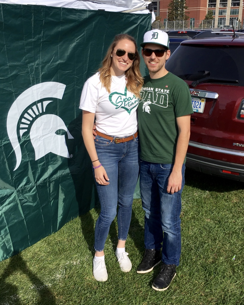 msu homecoming football game - emilyandy