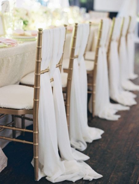ivory chair covers with gold sash swinging chairs outdoor wedding planning, styling & design : linens centrepieces | emily annandale weddings