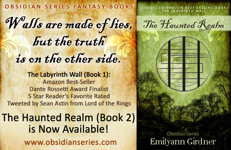 Obsidian Series Books
