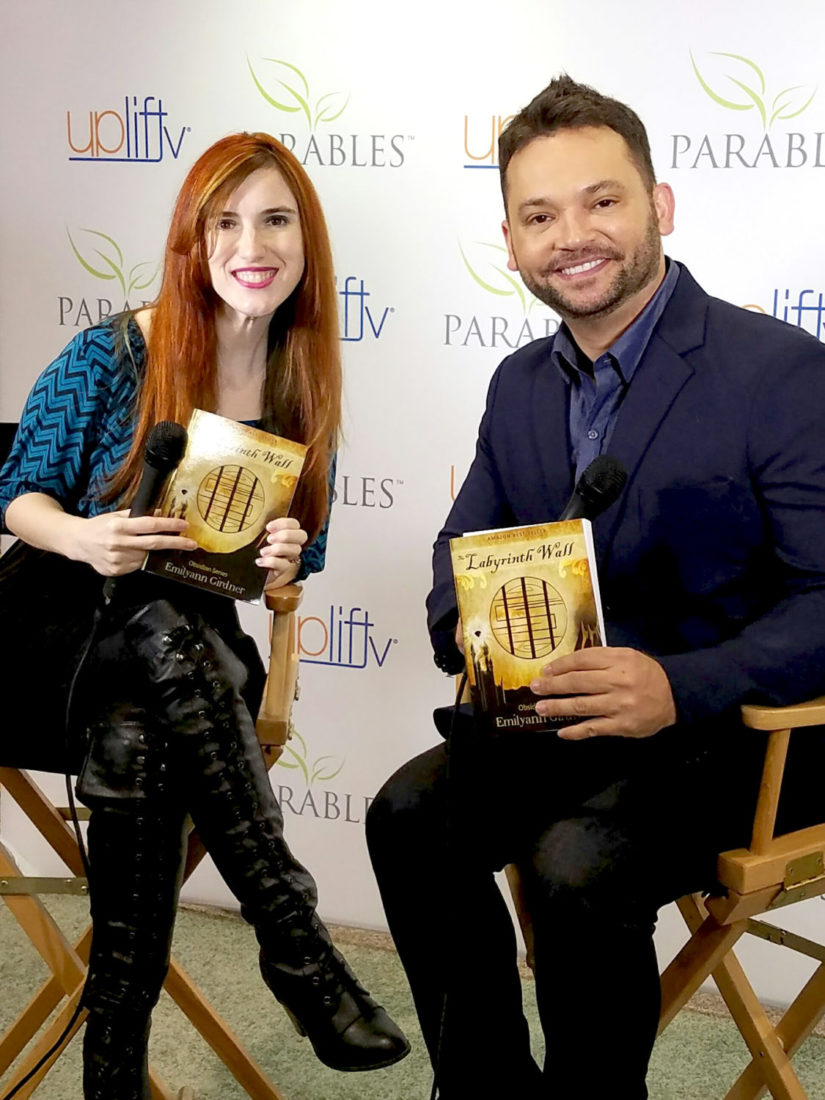 Emilyann Girdner - Young Adult Fantasy Books Author