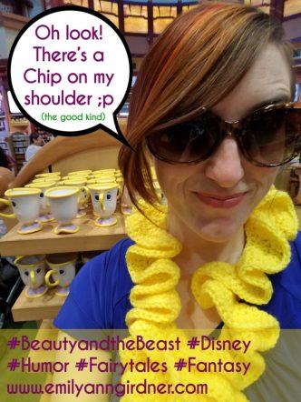 Beauty and the Beast Funny - Disney Humor - Emilyann Girdner Fantasy Love Stories Belle