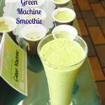 Green Machine Smoothie RandomRecycling.com