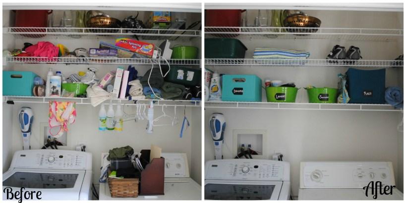 Laundry Closet RandomRecycling.com