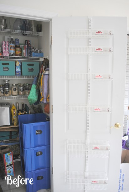 Pantry Before RandomRecycling.com