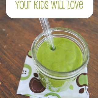 Green Smoothies Your Kids Will Love to Drink