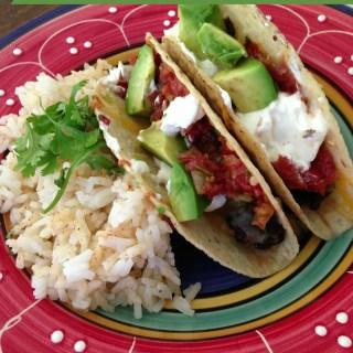 Black Bean Taco Night Success (and Fail)