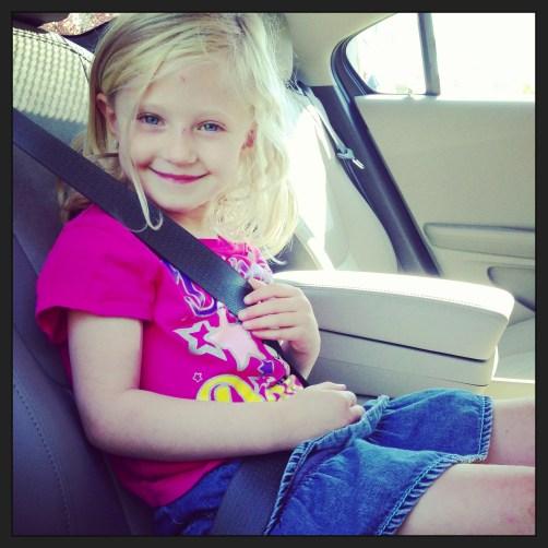 Chevy Volt ride