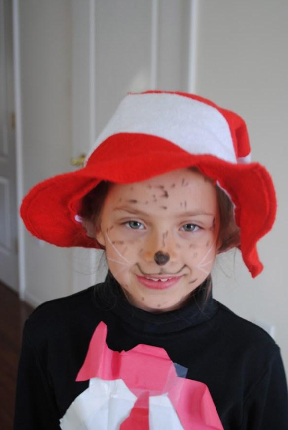 Dr Seuss party costume
