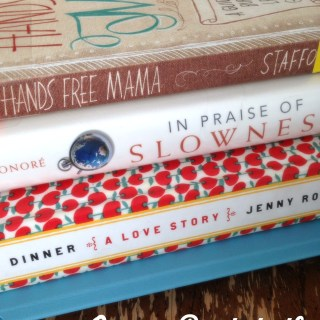 On My Bookshelf: March