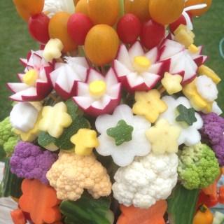 Buy Your Next Vegetable Arrangement Local