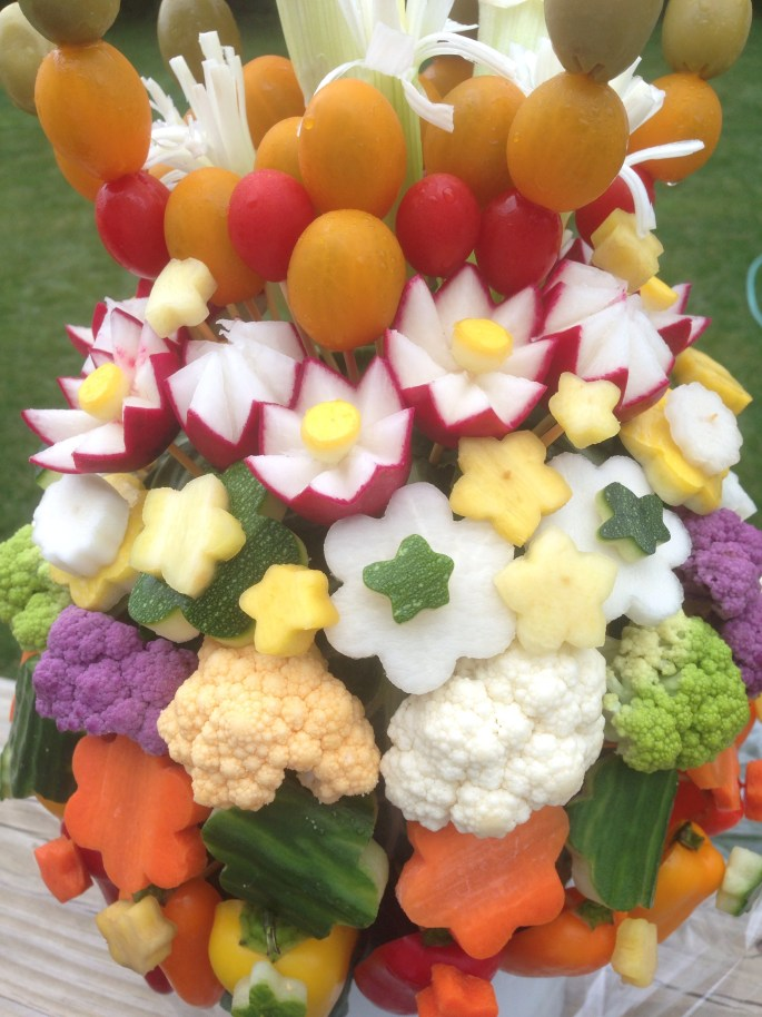 Crudite Creation for your next party