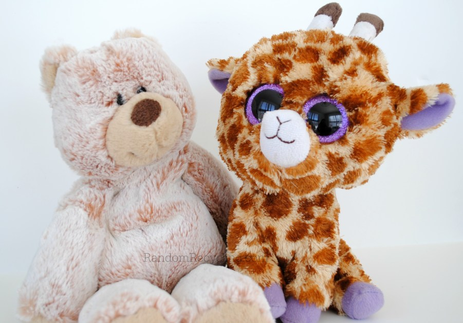 Stuffed animals collect dust and allergens. Remember to give them a spring cleaning.