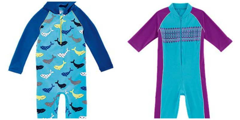 Kids UPF Surf Suit