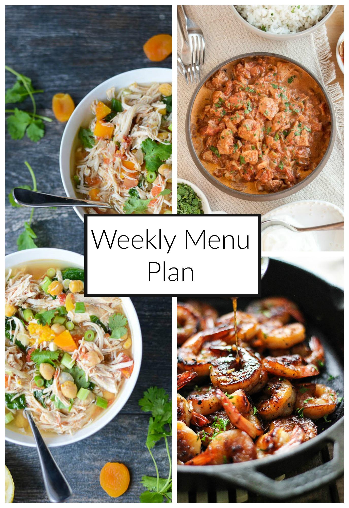 Easy weeknight dinner recipe ideas