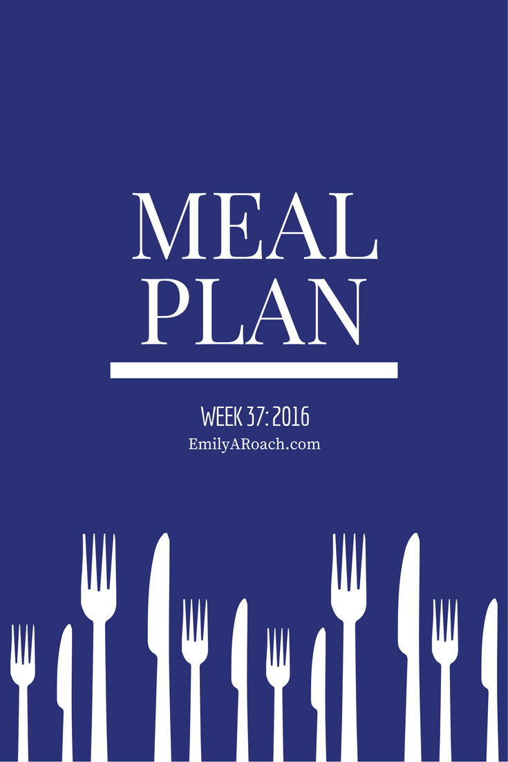 Save time wondering what's for dinner. Check out this week's meal plan for easy, healthy whole food for the whole family.