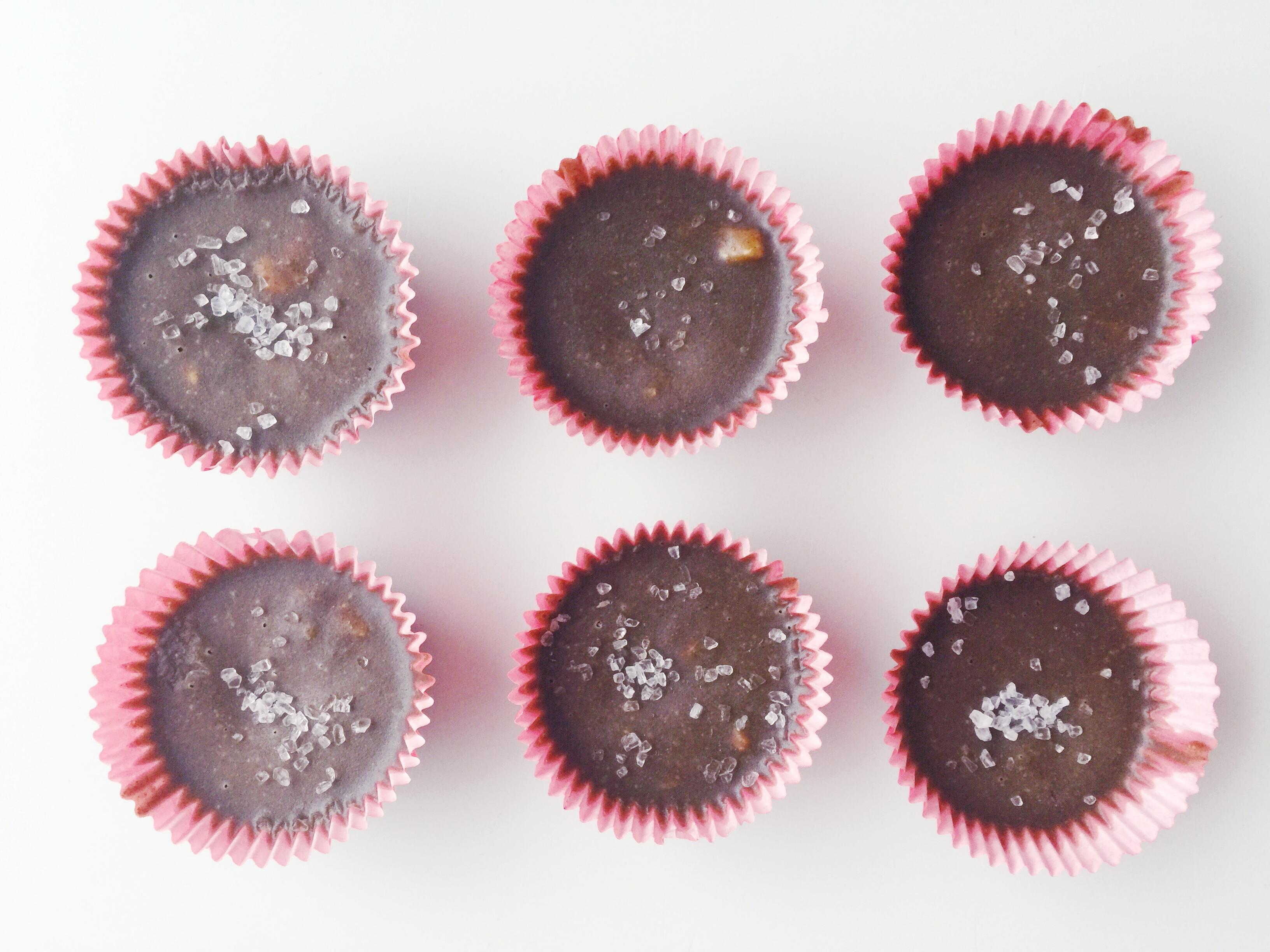 Healthy Homemade Chocolate Treats