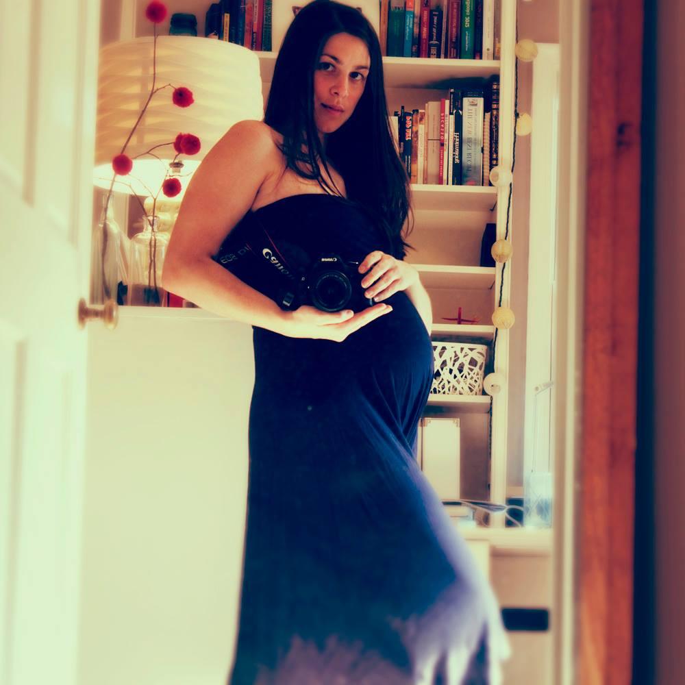 Pregnant Emily