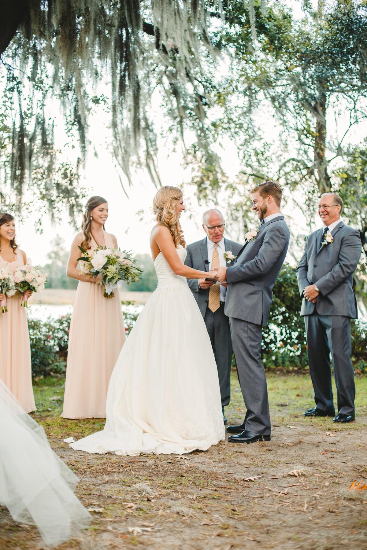 Caroline Mike Magnolia Plantation Wedding Emily