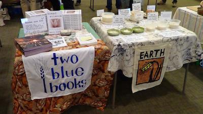 bread science demo table