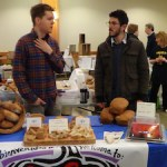 people at the Asheville bread festival