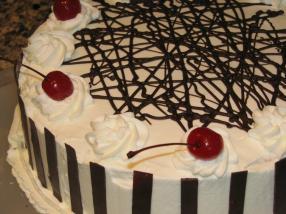 Black Forest Cake 2012