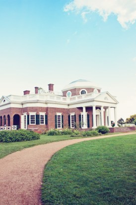 Monticello from the Side