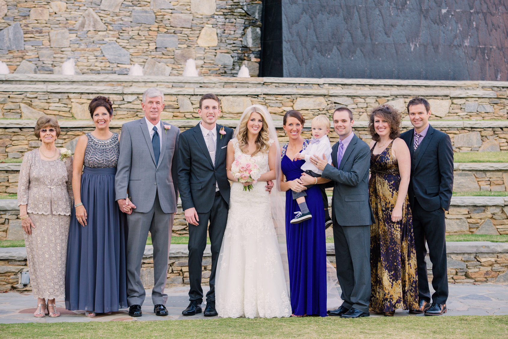 Family Formals Shot List For Weddings And Advice