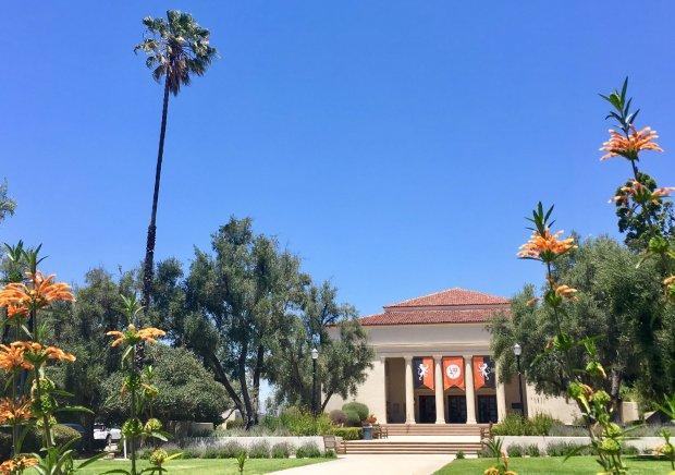 Occidental Campus, photo: Ed Chamberlain