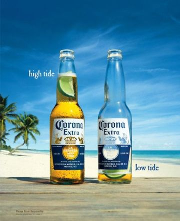 Carona Magazine Advert