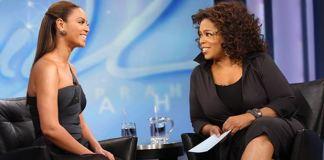 beyonce and Oprah
